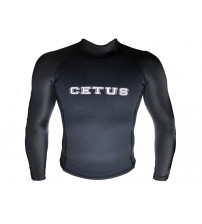 93116aa06 Camisa térmica Natação e Surf NeoLycra Cetus