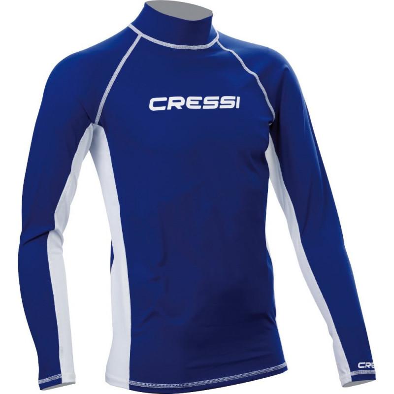 Camisa Lycra Cressi Manga Longa FPU 50+ b4273e60abf77