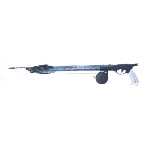 Arbalete Argos Camuflado Azul Divecom Duall 70 cm