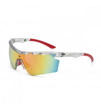 Desconto Oculos Sol Mormaii Athlon V Translucido Brilho  Vermelho L. Cinza b2df0b0efc