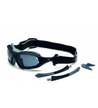 Desconto Oculos Sol Mormaii Floater Kit Preto Fosco C  Branco Rajado Exter 1bb6336d1a