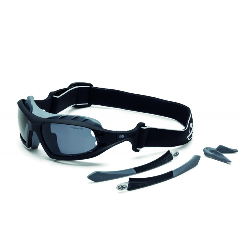 46c9d11ba48dc Oculos Sol Mormaii Floater Kit Preto Fosco C  Branco Rajado Exter