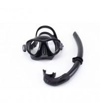 Kit de Mergulho Fun Dive Viper PRO Máscara + Snorkel