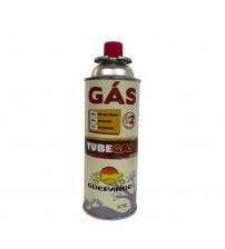 Cartucho de Gás Guepardo Com Válvula de Segurança Tube Gas 227g