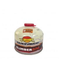 Cartucho de Gás Guepardo Com Válvula de Segurança Climber Gas 230g