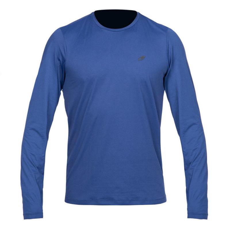 54608dcf68910 Camisa Com Proteção Solar Mormaii UV50+ Dry Action Masculina - Marinho