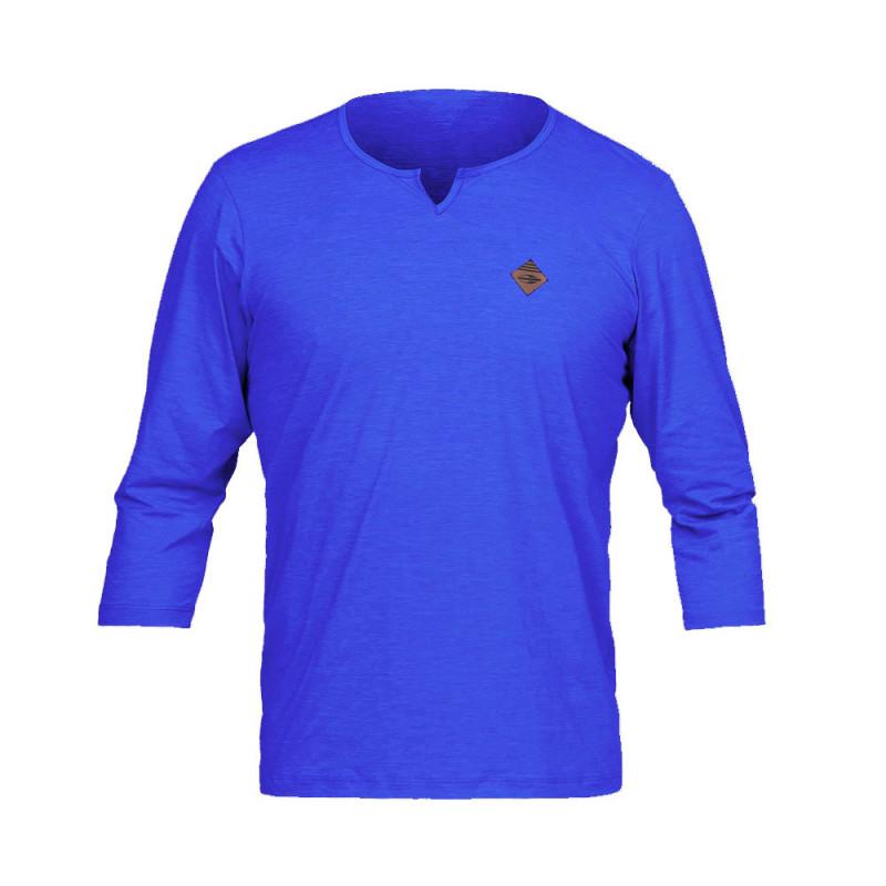 3455cc799a86e Camiseta Proteção Solar Mormaii Dry Comfort Masculina - Azul