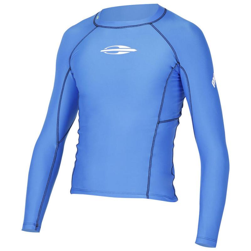 3ba82c3634f9b Camisa Lycra Mormaii Infantil UV 50+