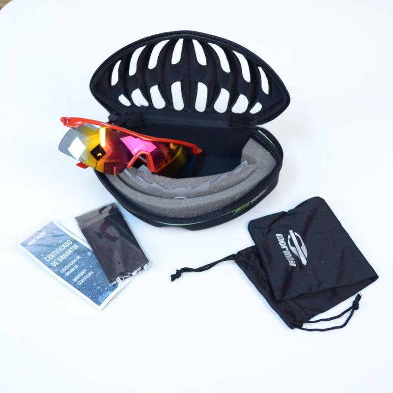 Óculos Sol Mormaii Athlon 2 Vermelho Tamp Prata L Cinza Fl Vermelho c8d85082f7