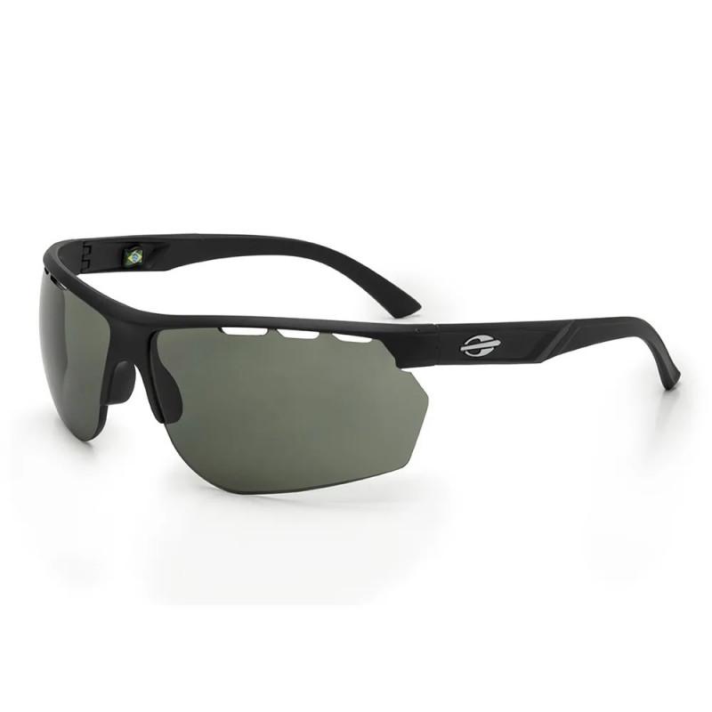 923aa525b9278 Óculos de Sol Mormaii Thunder G15 - Preto Fosco