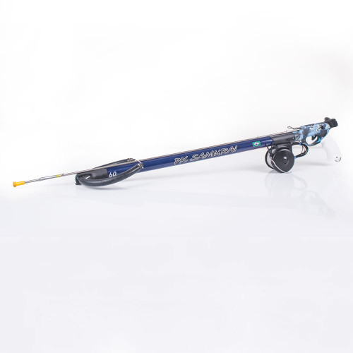 Arbalete Samurai FH Pk Sub Azul 60cm