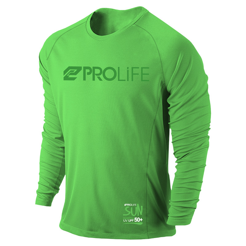 Camisa Sun Protec ML FPS 50+ Prolife Grande 911932aeab6
