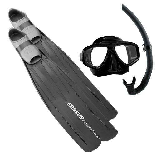 Kit Seasub Apneia e Pesca Sub Long Competition
