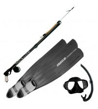 Kit Seasub Pesca Sub Elite Competition 70cm