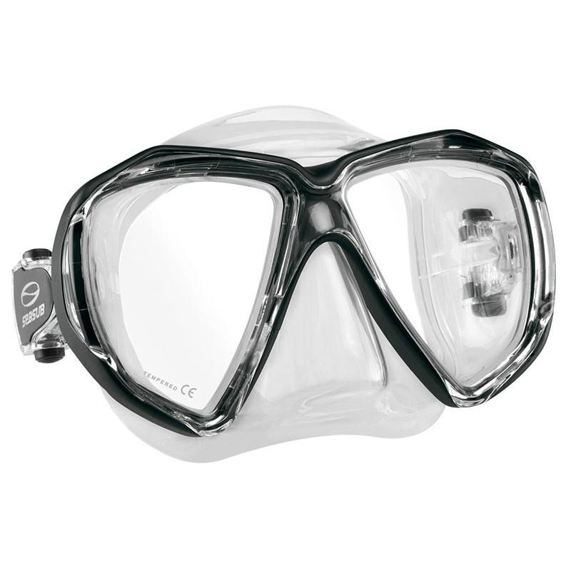 Mascara de Mergulho Seasub Supra ff5c24547e