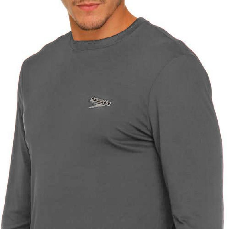 69c22afdc Camiseta Manga Longa Speedo UV Protection