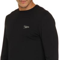 a38de4c0d0998 Camiseta Manga Longa Speedo UV Protection Preto - (G)