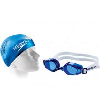 fad8e52d2 Kit Natação Speedo Junior Swim 3.0